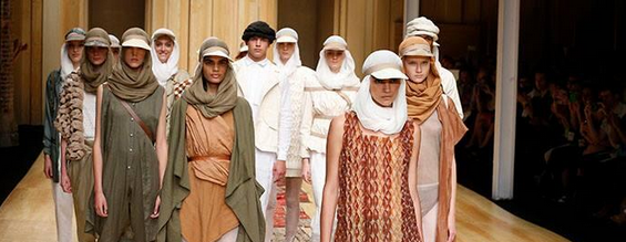 080 Barcelona Fashion se viste de más moda sostenible