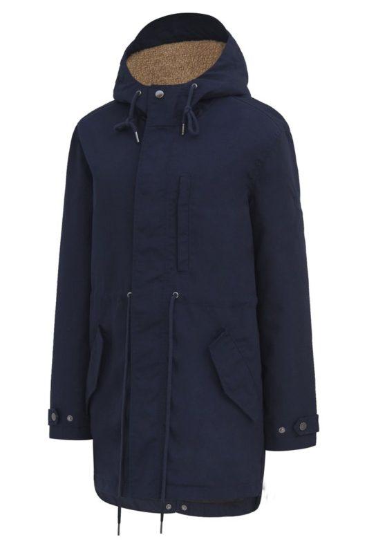 chaqueta-plastico reciclado y lana