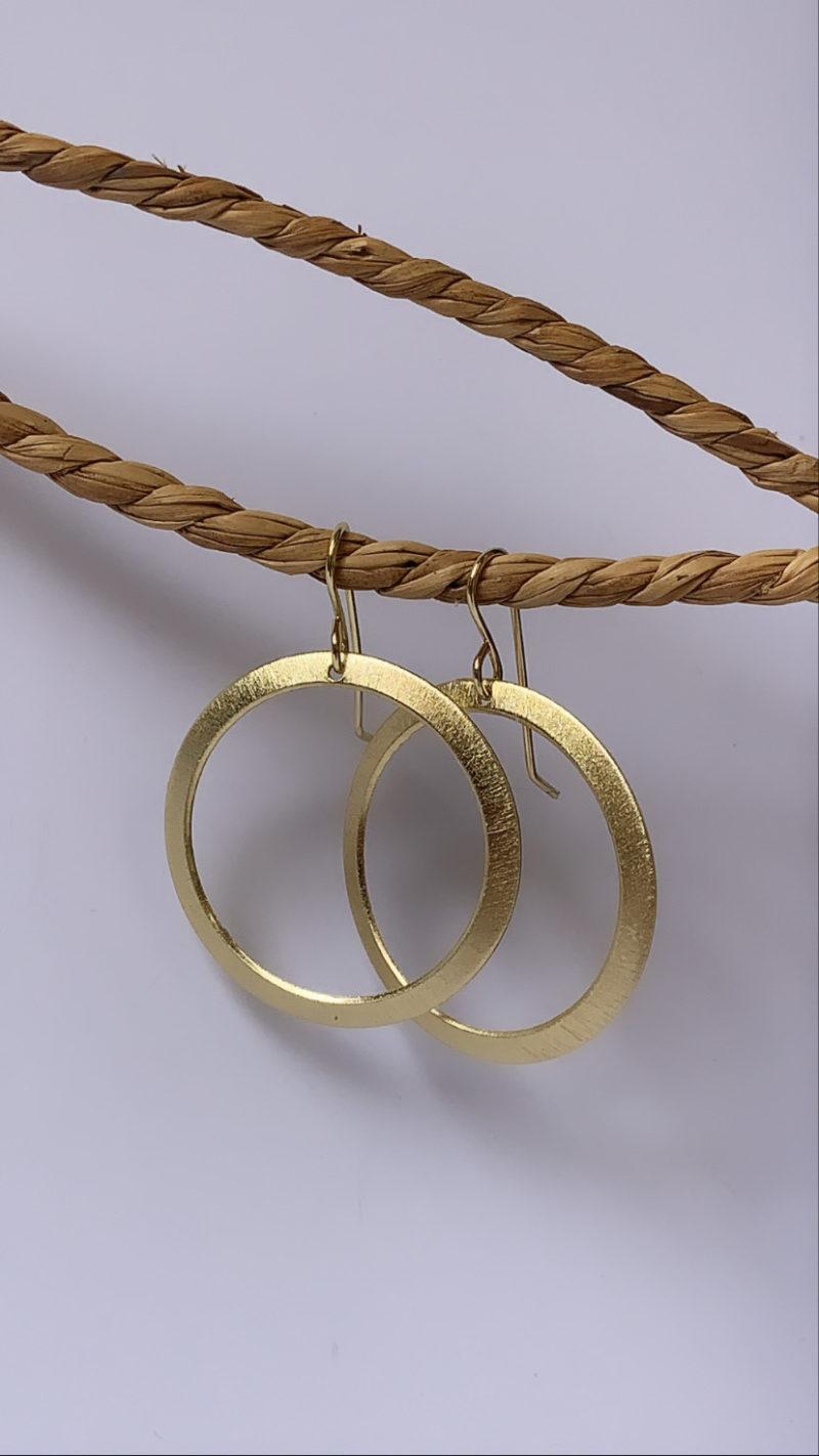 joyas artesanales baño oro