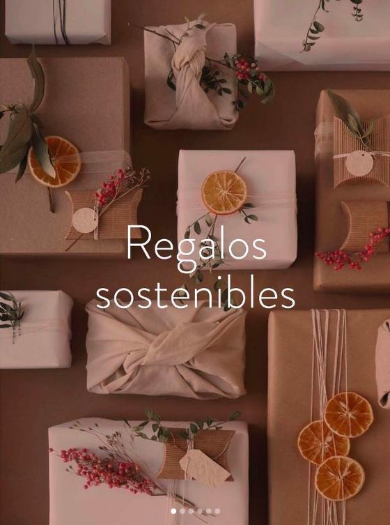 5 regalos sostenibles