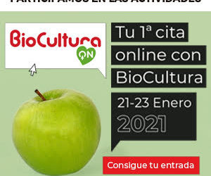 CHARLA EN BIOCULTURA ON CON ALICE SUNSAIS