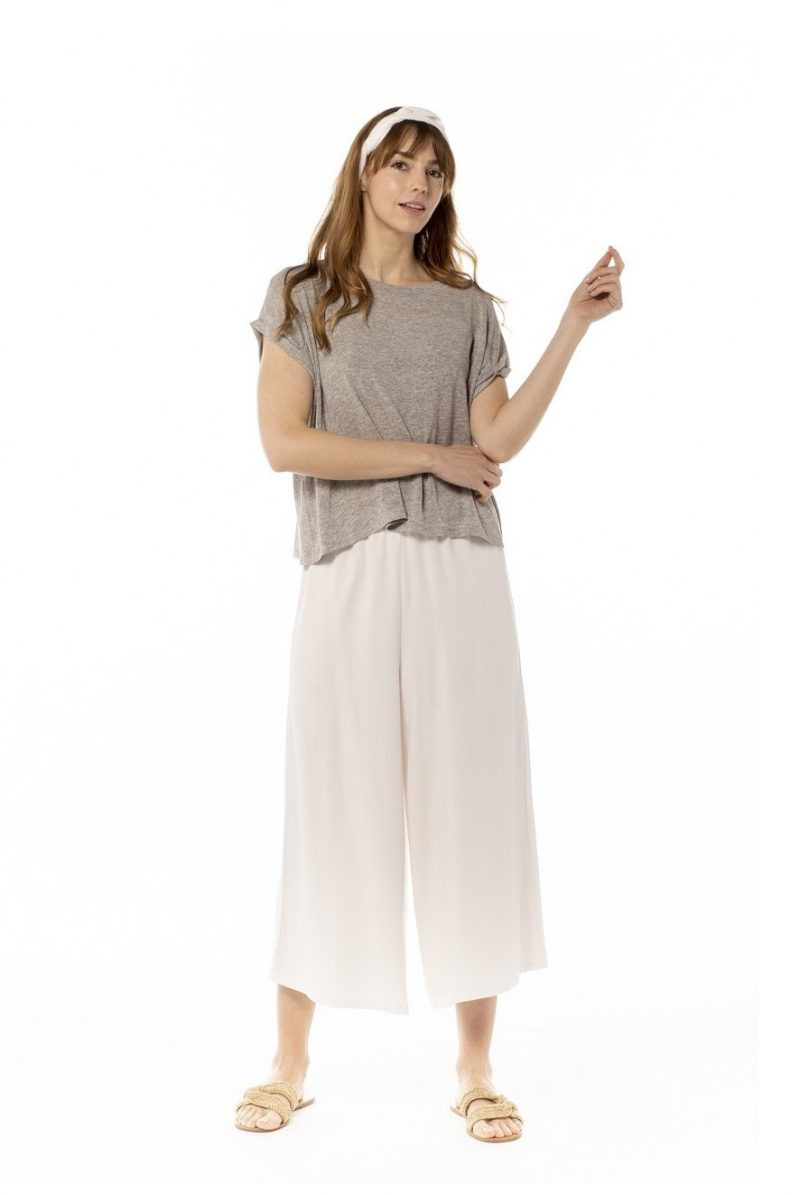 Camiseta murcielago vigoré, 100% viscosa, 100% reciclable